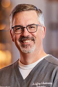 Jeffrey Huettemann, OD